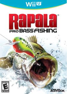 Activision Rapala Pro Fishing 2012 (Nintendo Wii U)