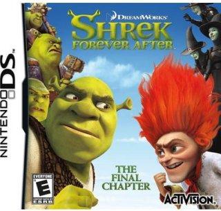 Activision Shrek: Forever After -- The Final Chapter (Nintendo DS)