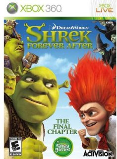 Activision Shrek: Forever After -- The Final Chapter (Xbox 360)