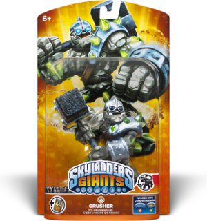 Activision Skylander Giants Character Pack - Crusher