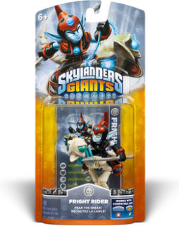 Activision Skylander Giants Character Pack - Fright Rider