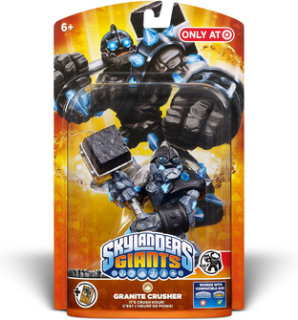 Activision Skylander Giants Character Pack - Granite Crusher (Target Exclusive)