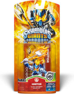 Activision Skylander Giants Character Pack - Ignitor