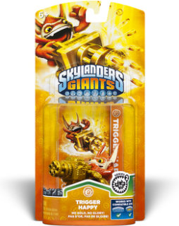 Activision Skylander Giants Character Pack - Trigger Happy