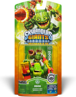 Activision Skylander Giants Character Pack - Zook