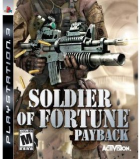 Activision Soldier of Fortune: Payback (PlayStation 3)