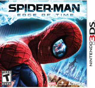 Activision Spider-Man: Edge of Time (Nintendo 3DS)