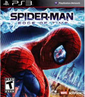 Activision Spider-Man: Edge Of Time PRE-OWNED (PlayStation 3)