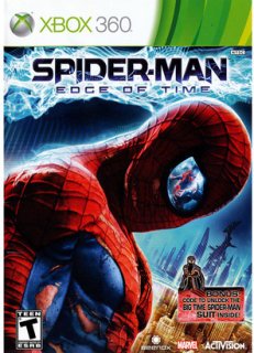 Activision Spider-Man: Edge PRE-OWNED (Xbox 360)