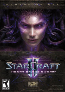 Activision StarCraft II: Heart of the Swarm (PC Games)