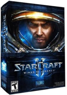 Activision StarCraft II: Wings of Liberty (PC Game)