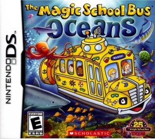 Activision The Magic School Bus: Oceans (Nintendo DS)