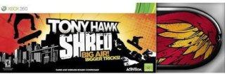 Activision Tony Hawk: Shred (Game & Skateboard) (Xbox 360)