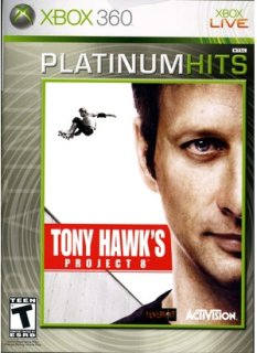 Activision Tony Hawk's Project 8 PRE-OWNED (Xbox 360)