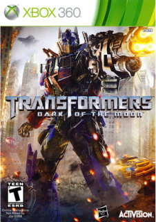 Activision Trans: Dark Moon PRE-OWNED (Xbox 360)