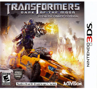 Activision Transformers: Dark Of The Moon PRE-OWNED (Nintendo 3DS)