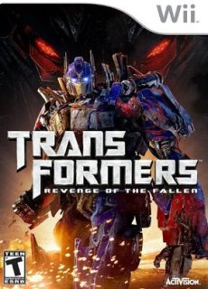 Activision Transformers: Revenge of the Fallen (Nintendo Wii)