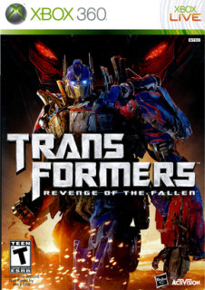Activision Transformers: Revenge Of The Fallen PRE-OWNED (Xbox 360)