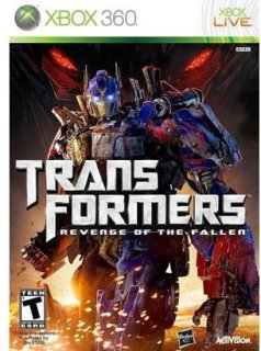 Activision Transformers: Revenge of the Fallen (Xbox 360)
