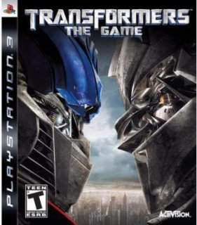 Activision Transformers: The Game (PlayStation 3)