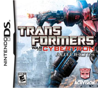 Activision Transformers: War For Cybertron PRE-OWNED (Nintendo DS)
