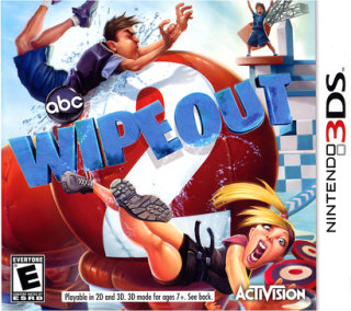 Activision Wipeout 2 PRE-OWNED (Nintendo 3DS)