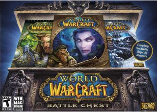 Activision World of Warcraft: Battlechest with Wrath of the Lich King (PC Games)