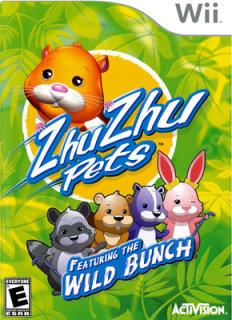 Activision Zhu Zhu Wild Bunch PRE-OWNED (Nintendo Wii)