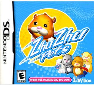 Activision ZhuZhu (Nintendo DS)