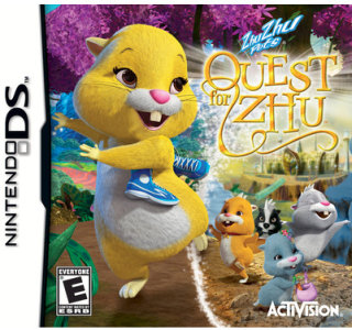 Activision ZhuZhu : Quest for Zhu (Nintendo DS)