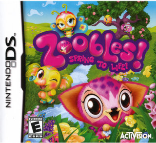 Activision Zoobles PRE-OWNED (Nintendo DS)