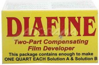Acufine Diafine 2 Bath Black & White Film Developer Concentrate Makes 1 Qt. of Solution