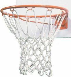 Adams Anti-Whip Heavy Duty Solid Nylon Basketball Net