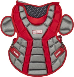 Adams No Tail Baseball Chest Protector - Young