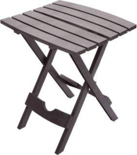 Adams Original Quik-Fold Table - Charcoal