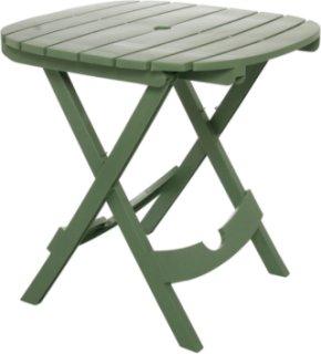 Adams Quik-Fold Cafe Table - Sage