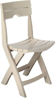 Adams Quik-Fold Chair - Clay