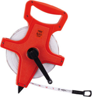 Adams Sports Field Measuring Tape