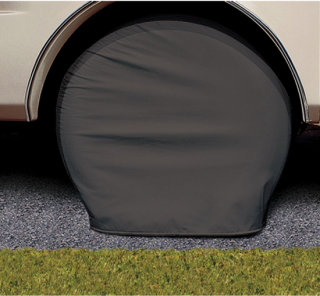 "Adco Products 19-22"" Black Tyre Guard"