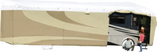 "Adco Products ADCO Class A Designer Tyvek RV Cover - 31'1"" to 34'"
