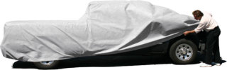 """Adco Products SFS Aqua-Shed Pickup Truck Cover Small Up to 218"""" Long"""