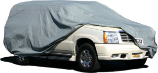 Adco Products SUV Cover - Fits Up to 196 L