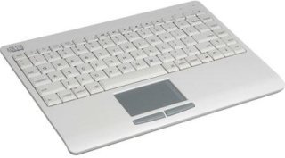 Adesso Bluetooth SlimTouch Mini Keyboard for Mac