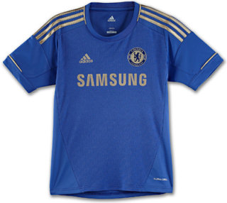 Adidas 8-20 Chelsea FC Home Jersey