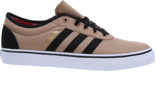 Adidas Adi-Ease Gonz Skate Shoes Craft Canvas/Black/University Red