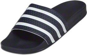 Adidas Originals Adilette - Navy/White Sandals