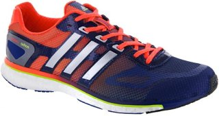 Adidas Adios Boost Hero Ink/Metallic Silver/Infrared