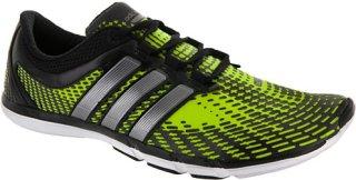 Adidas adiPure Gazelle 2 Solar Slime/Black/Running White