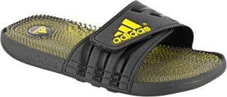 Adidas adissage Fade Gray/Yellow