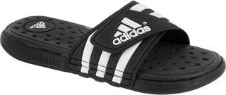 Adidas adissage UltraFOAM+ Black/White